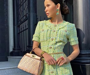 accessories, chanel, and chic image