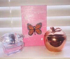 art, butterfly, and decor image