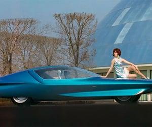 60's, fashion, and futuristic image