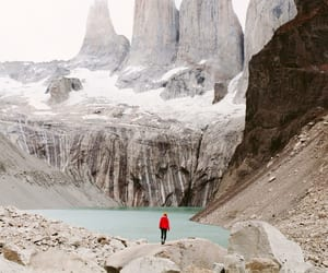 chile, south america, and travel image