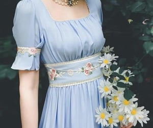aesthetic, daisies, and fashion image