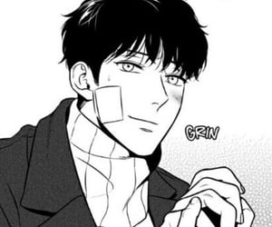 Boys Love, icons, and manga image