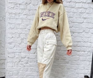 accesories, sneakers, and vintage image