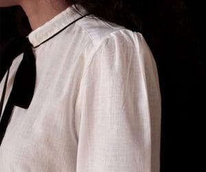 academia, fashion, and ribbon image
