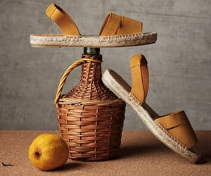 lemon, mango, and straw image