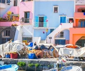Amalfi, architecture, and boat image