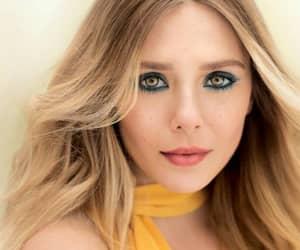 blonde, elizabeth olsen, and cute image