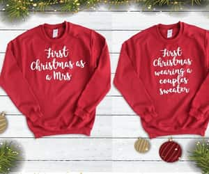 etsy, couple sweaters, and ugly christmas image
