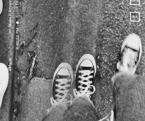 baskets, grunge, and converse image