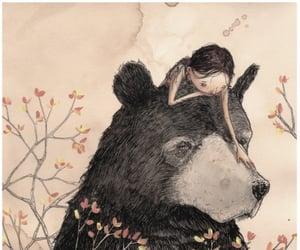 bear and art image