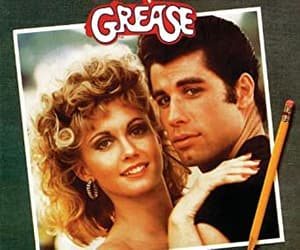 broadway, grease, and musical image
