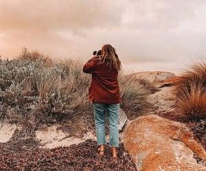 australia, camera, and girl image