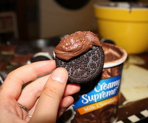 oreo, delicious, and food image