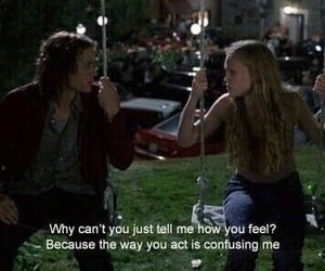 10 things i hate about you, boy, and subtitles image