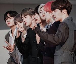 group, jungkook, and suga image