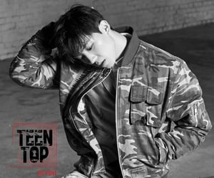 teen top, kpop, and changjo image