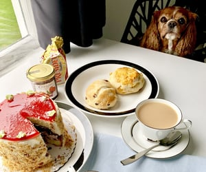 adorable, afternoon tea, and dessert image
