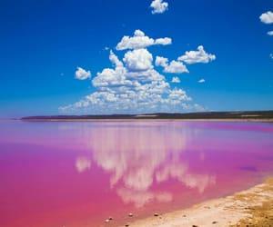 australia, vacation, and lakes image