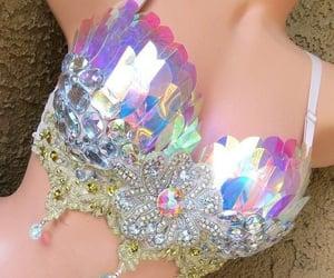 mermaid, fashion, and style image