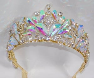accessory, aesthetic, and crown image