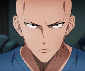 saitama and one punch man image