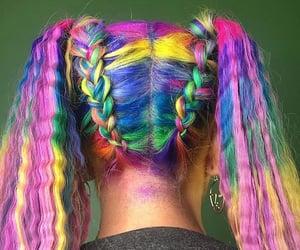 arcoiris, colores, and moda image