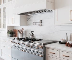kitchen, decor, and design image