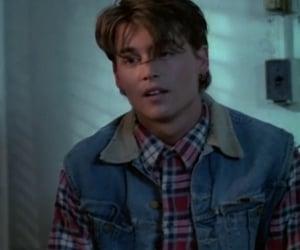 boy, johnny depp, and movie image