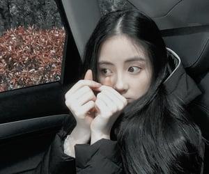 gg, korean girl, and ulzzang girl image