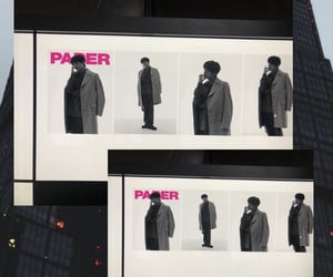 aesthetic, Paper Magazine, and black image