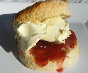 britain, british, and scones image