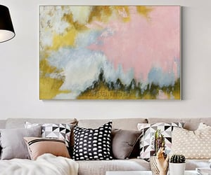 abstract art, Abstract Painting, and extra large image