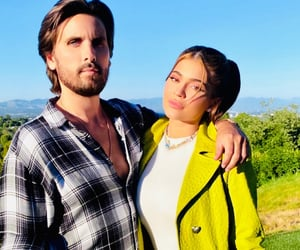 scott disick, new, and kylie jenner image