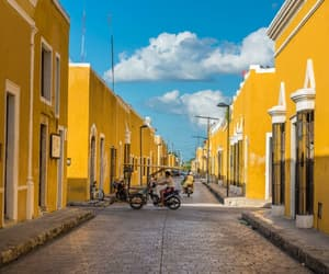 aesthetic, mexico, and yellow aesthetic image