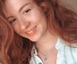 beautiful, ginger, and rousse image