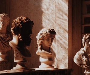 art, statue, and aesthetic image