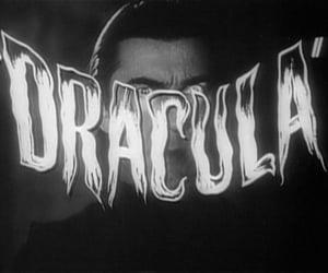 Dracula and vampire image