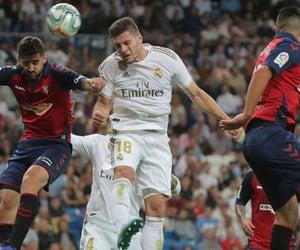 real madrid, zinedine zidane, and sepak bola image