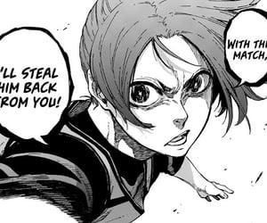 reo, blue lock, and blue lock manga image