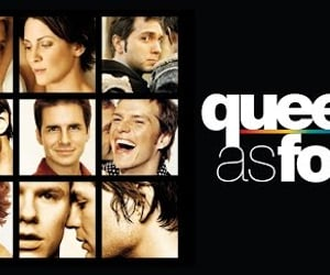 couple, Gale Harold, and Queer as Folk image