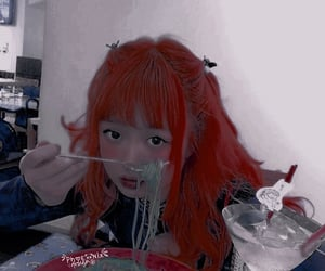 aesthetic, noodle, and ulzzang image