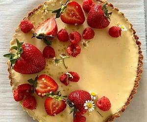 berries, flowers, and lemon image