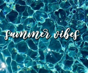 aesthetic, wallpaper, and summer vibes image