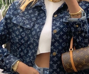 Louis Vuitton, fashion, and accessories image