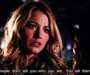 gossip girl, quotes, and serena image
