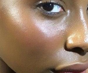 fashion, glow, and skin image