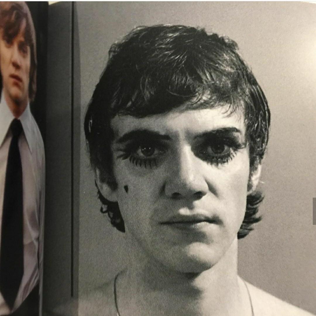 70's, 70s, and a clockwork orange image