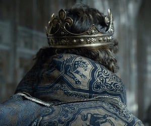 crown, the white princess, and king image