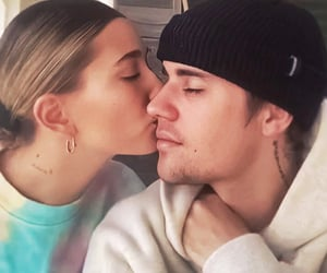cuddle, hailey, and justin image