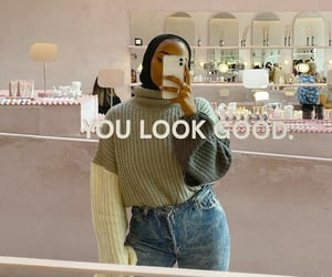 cool, instagram, and hijab hijabi image